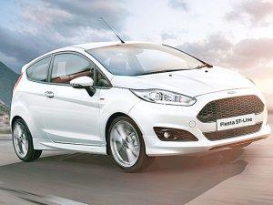 Fiesta ve Focus'ta 'ST-Line'