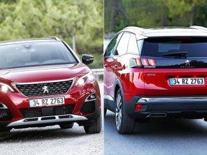 Peugeot'nun yeni SUV'u 3008 Türkiye yollarında