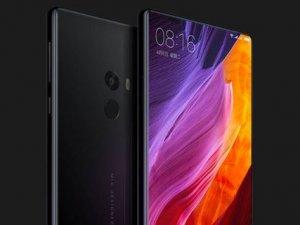 Çerçevesiz ekranlı Xiaomi Mi MIX tanıtıldı