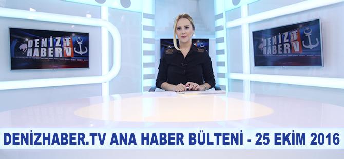 Gündemdeki önemli gelişmeler DenizHaber.TV'de yayınlandı