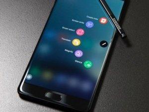 Galaxy Note 7 bataryası için güncelleme yayınlandı