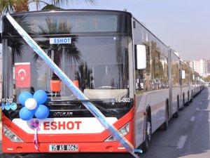 İzmir'in toplu ulaşımı Otokar ile güçlendi