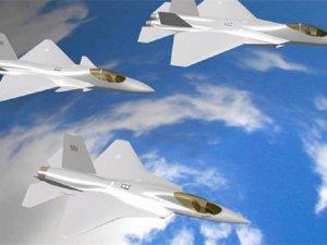 Yerli savaş uçağında detaylar belli oluyor