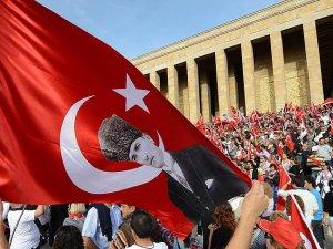 Türkiye Cumhuriyeti 93 yaşında