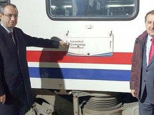 Çerkezköy-Halkalı ek tren seferleri başladı