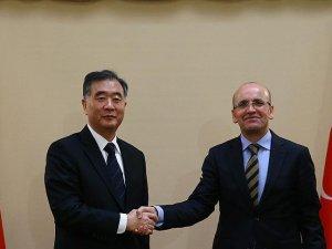 'Türkiye ile Çin arasındaki ticaret hacmi arttırılacak'