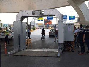 Atatürk Havalimanı'ndaki araç X-Ray'i kaldırıldı