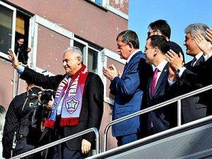 Başbakan Yıldırım'dan demiryolu ve Zigana açıklaması