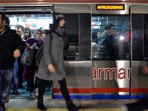 Marmaray ve metrobüs, 10 milyon vapur yolcusunu kaptı
