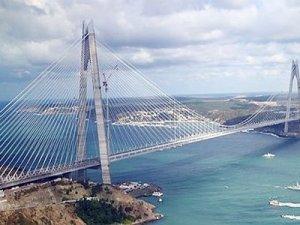 Yavuz Sultan Selim Köprüsü'nde BASF imzası