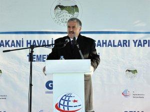 Bakan Arslan; '180 milyonu geçtik'