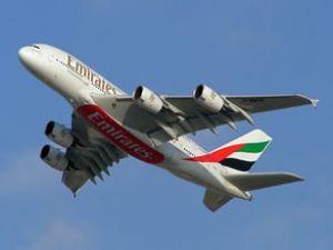 Emirates, Johannesburg uçuşuna başlıyor