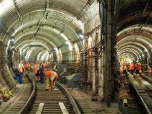 Moskova'da metro ağları genişletiliyor