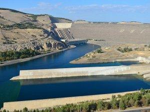 Atatürk Barajı çiftçinin sigortası oldu