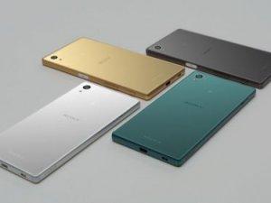Xperia Z5 ve Z5 Premium için Android Nougat güncellemesi başladı