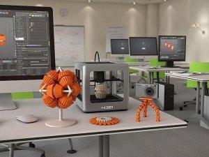 Türkiye'nin ilk 3D Yazıcı Merkezi kuruluyor
