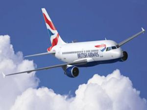 British Airways yolcusundan protesto