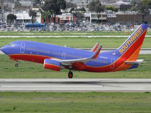 Southwest, 79 Boeing uçağını yere indirdi