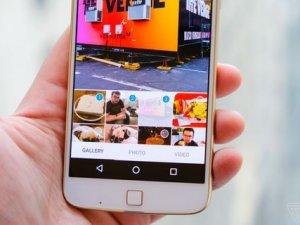 Android'de Instagram kullananlar tehlikede!