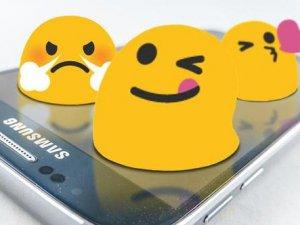 Telefonlarda tüm emojiler değişiyor!