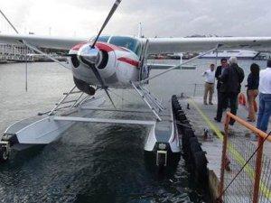 Çanakkale-İstanbul arasında deniz uçağı seferleri başladı