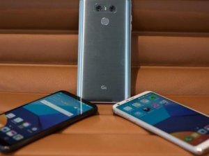 LG G7 ve LG V30 çıkış tarihi