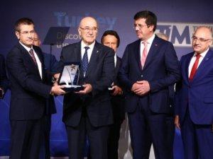 TUSAŞ, 6. kez sektöründe ihracat şampiyonu
