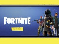 Fortnite Battle Royale mobile Türkiye'de!