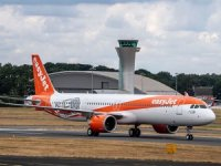 EasyJet ilk A321neo'sunu teslim aldı