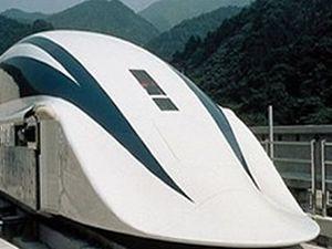 Japonlardan Uçak Hızında Tren