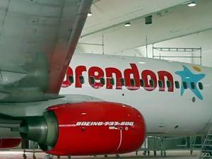 Coredon'un uçağı böyle boyandı