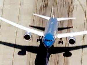 Rüya uçakla akıl almaz kalkış!